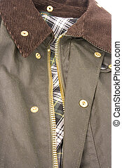 fashion rain jacket