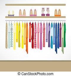 Fashion Shop Background