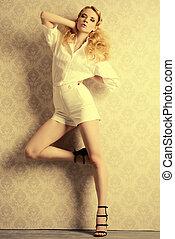 fashion shot