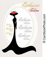 fashion silhouette
