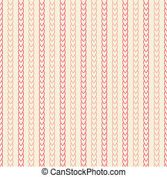 Fashionable vector seamless pattern (tiling)