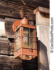 fashioned velho, luz
