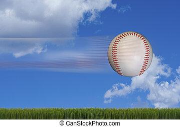Fast Baseball.