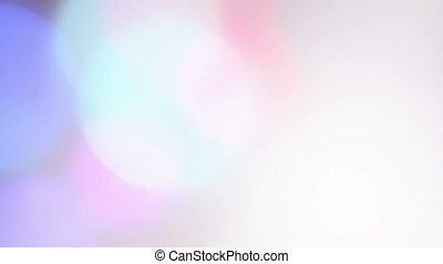 fast bokeh movie, abstract background - Abstract blurred ...