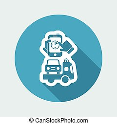 Fast car assistace