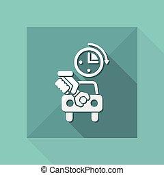 Fast car repair