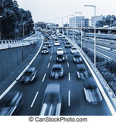highway in berlin
