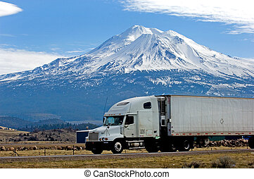 Fast delivery - Delivery across America