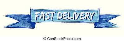 fast delivery ribbon - fast delivery hand painted ribbon...