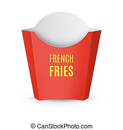 Packaging for French Fries