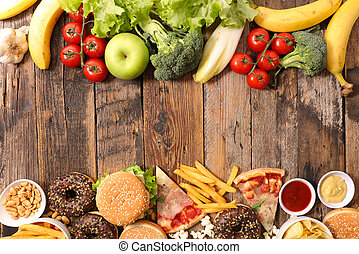 fast food or health food