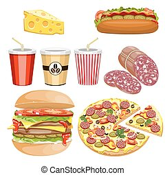 fast food picture