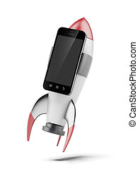 Fast smart phone concept