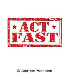 fast-stamp, akt