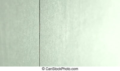 Fastening Drywall - Driving a screw into drywall
