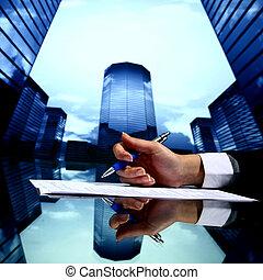 fastighetsmäklare, arbete