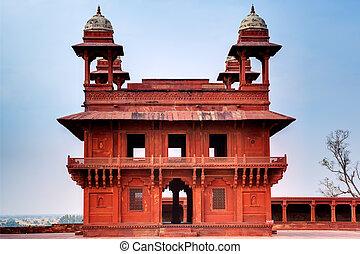 fatehpur, sikri, in, agra, in, uttar pradesh zustand, in, indi