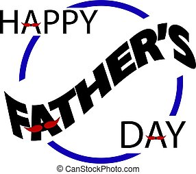 Father s day greeting card.