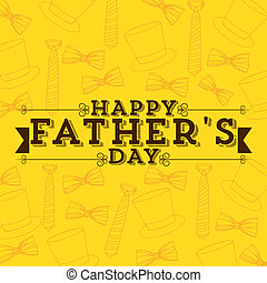 father's day - Illustration for dad, happy father's day,...