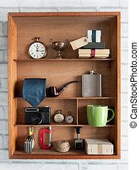 Fathers day shelf display