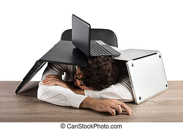 Fatigue and stress in the office