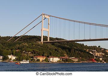 Fatih Sultan Mehmet Bridge, Istanbul - Fatih Sultan Mehmet...