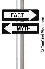 fato, ou, mito