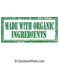 fatto, ingredienti, organico