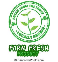 fattoria fresca, francobolli