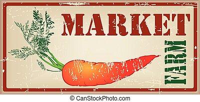 fattoria, vendemmia, scheda, mercato