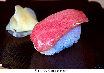 Fatty Tuna Sushi 2