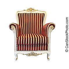 fauteuil, classique