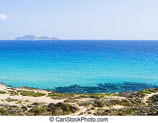 Sicily - Favignana - Wonderful island of the Egadi in...