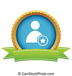 Favorite user certificate icon