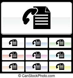 fax instrumentos de crédito