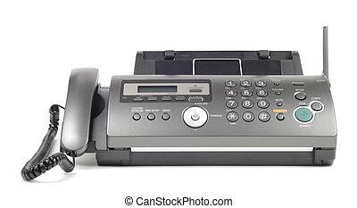 fax, moderne