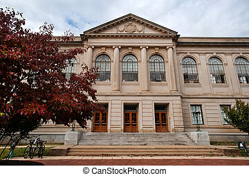 Vol Walker Hall, University of Arkansas school of architecture