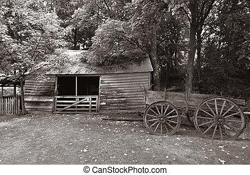 fazenda, antigas