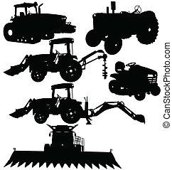 fazenda, equipments