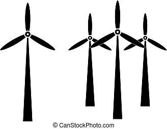 fazenda, vento