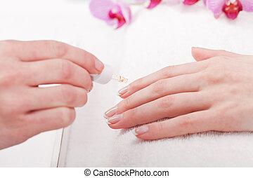 fazer, salão, manicure, spa beleza
