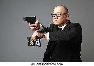 fbi, 대리인
