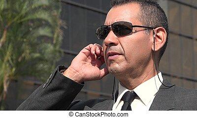 Fbi Agent Or Security