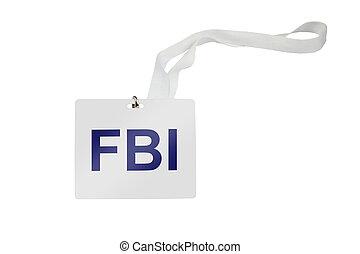 fbi, passierschein