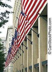 J. Edgar Hoover FBI Building, Washington DC, USA