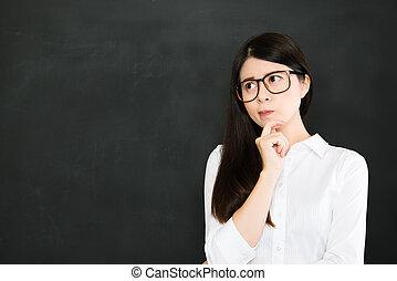 Fear not a good teacher. The lessons of fear is forgotten