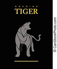 Fearless Tiger in Grey. puma.cougar