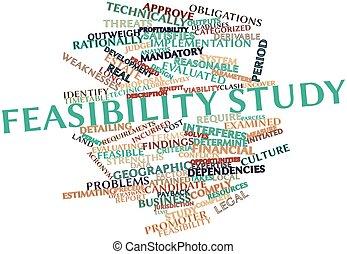 feasibility, 勉強しなさい