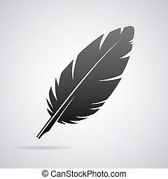 Feather Pen Ink - Ink pen