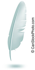 feather, this illustration may be useful as designer work
